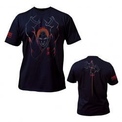 Футболка Cold Steel Samurai Tee Shirt TH