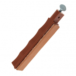 Блок с кожей к набору для заточки Lansky Leather Stropping Hone HSTROP