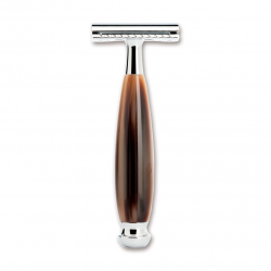 Станок для бритья Boker Safety Razor Resin Brown 04BO195SOI