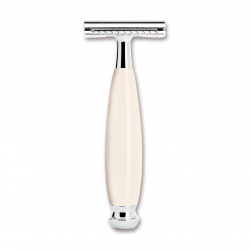 Станок для бритья Boker Safety Razor Resin Ivory 04BO197SOI
